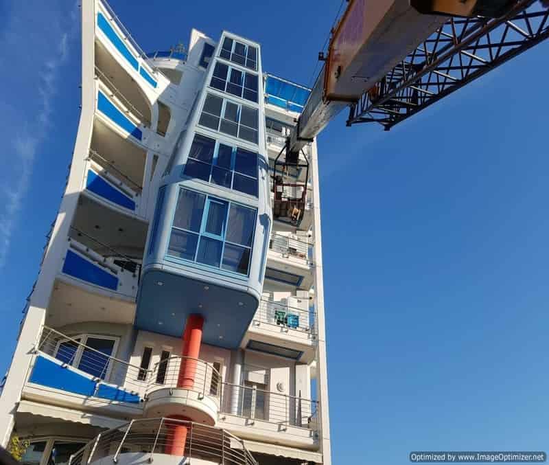 ειδικές εργασίες ανύψωσης με ανυψωτικό όχημα Θεσσαλονίκη